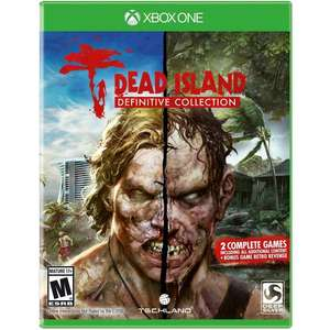 Dead Island: Definitive Colection [Xbox One] za ~92zł @ Play-Asia