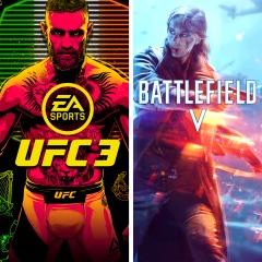 Zestaw BATTLEFIELD V i EA SPORTS™ UFC® 3