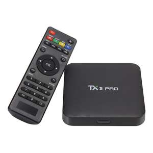 Android TV BOX - Tanix TX3 - Android 6.0 - KODI @Geekbuying