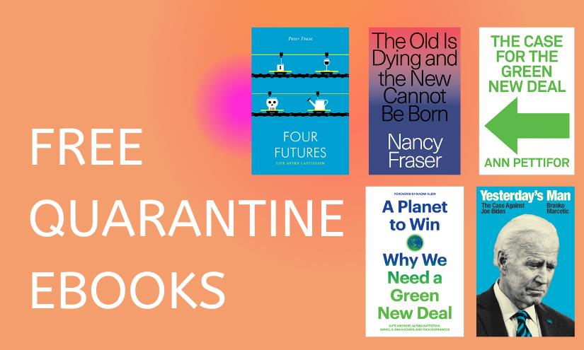 6 darmowych ebooków od Verso Books [ang]