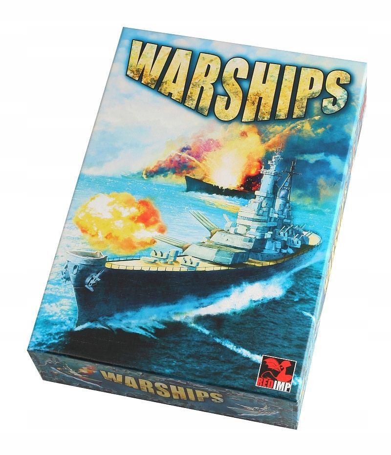 Warships - gra planszowa