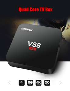 TV Box 4K 60fps 3D Android 5.1 @Gearbest
