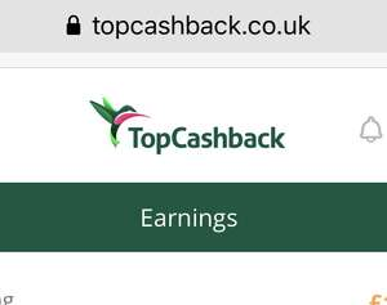 15 Funtów za Darmowy Cashback w TopCashBack