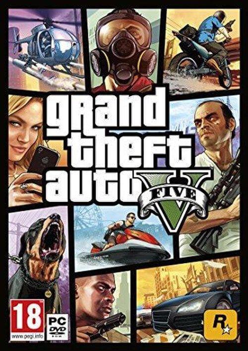 Grand Theft Auto 5 na PC
