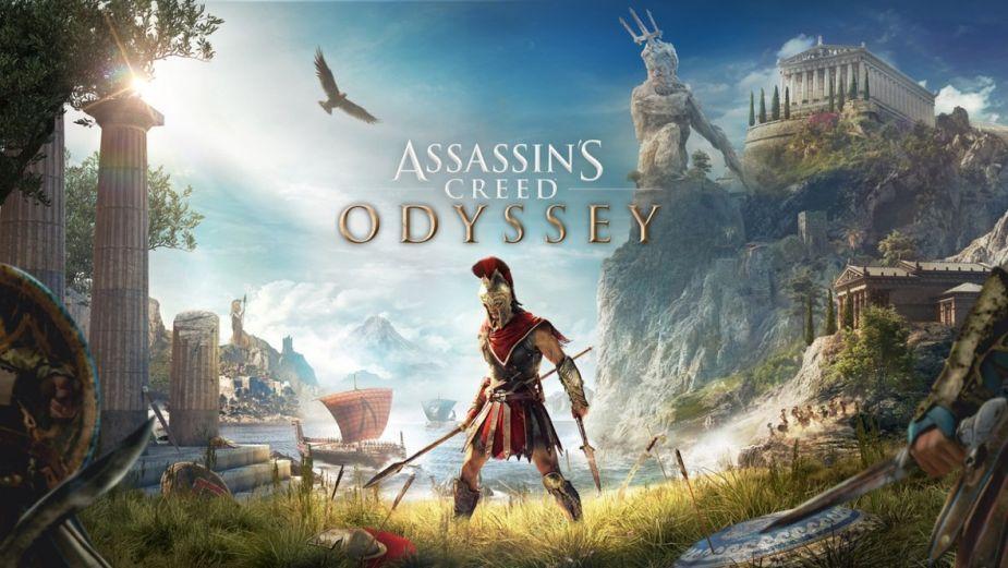 Assassin's Creed Odyssey na stałe+kod Epic Games