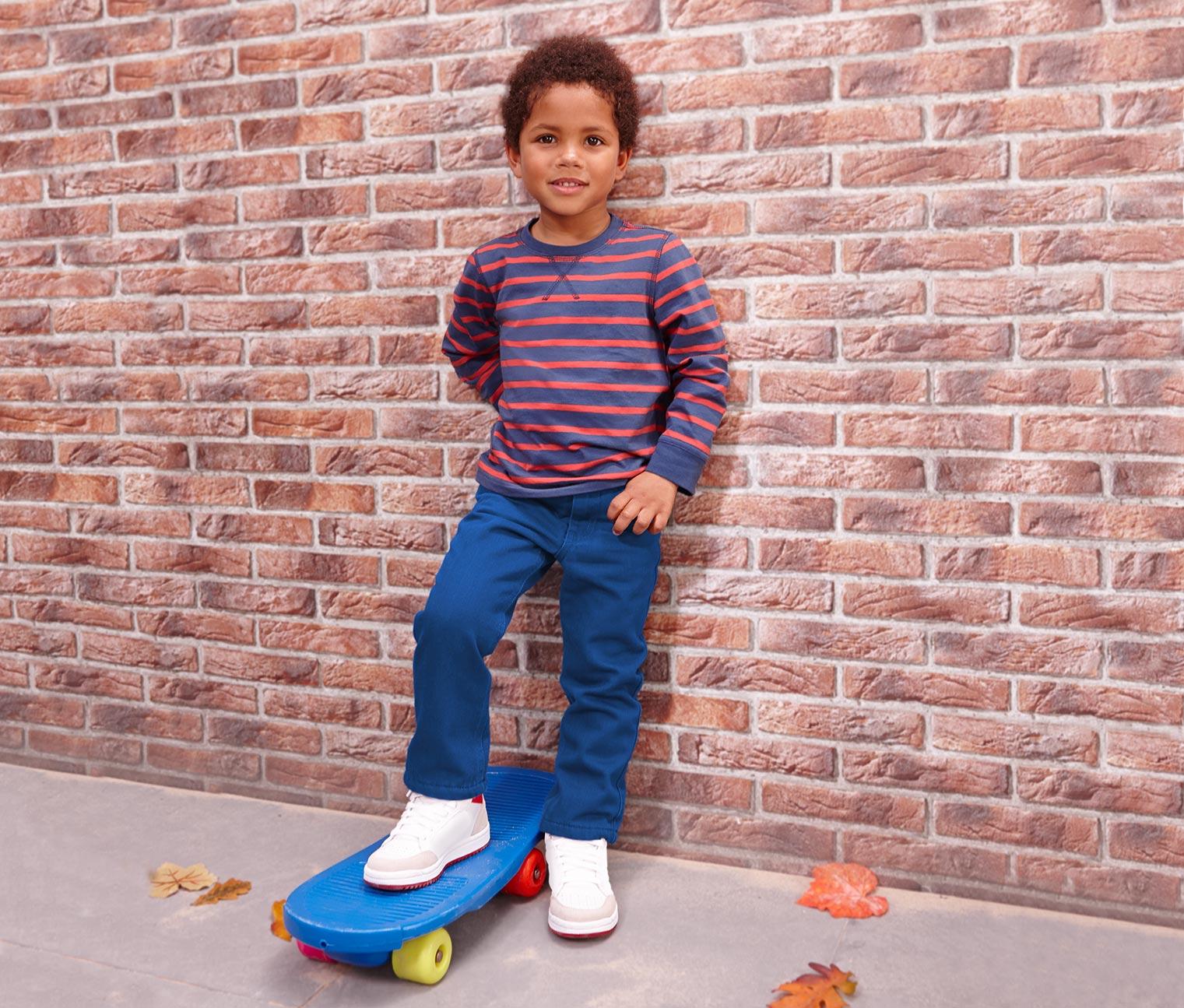 Ocieplane spodnie dżinsowe dla dzieci za 59,95zł + dostawa gratis @ Tchibo