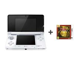 Nintendo Nintendo 3DS White + The Legend of Zelda @ x-kom/Konsole I Gry
