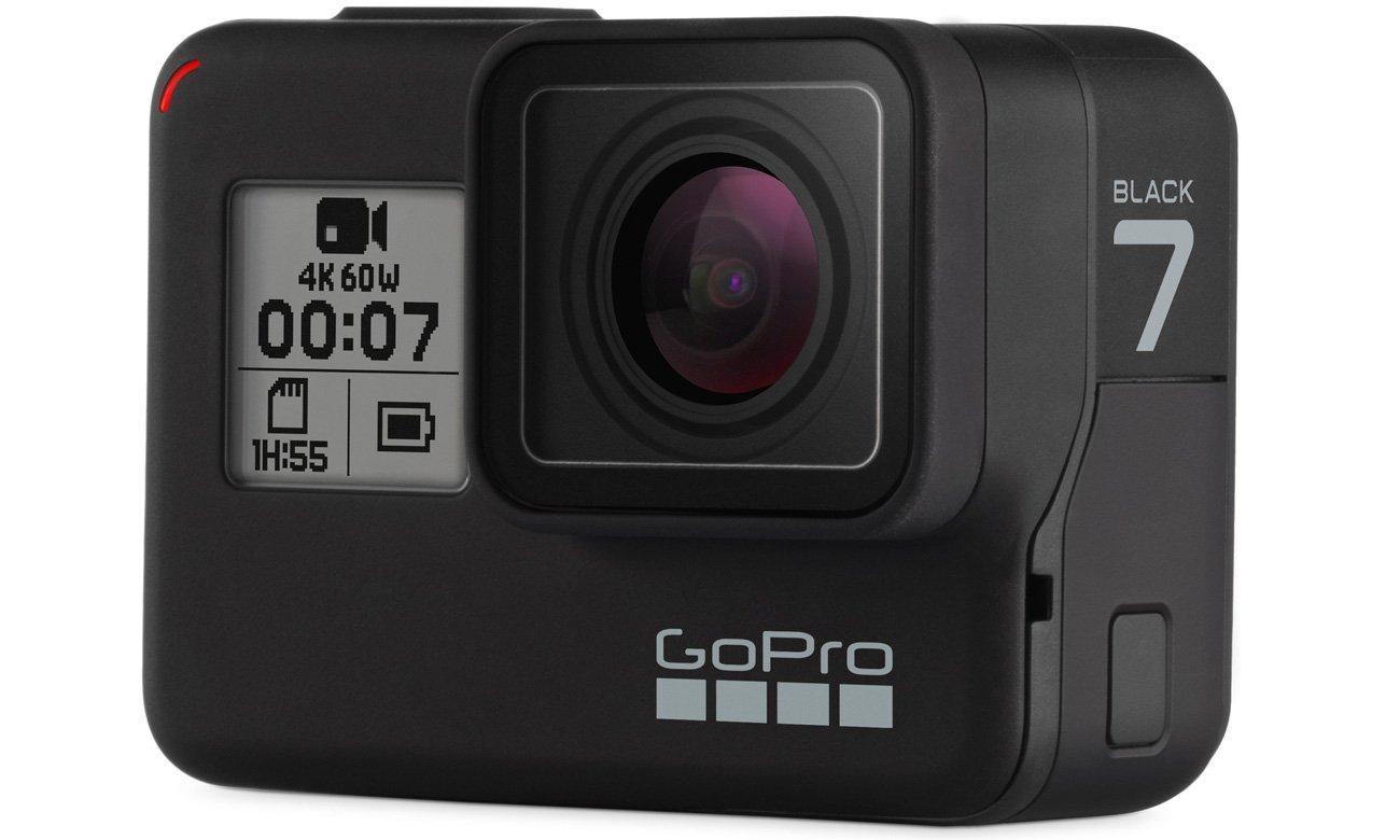 Kamera sportowa GoPro Hero7 Black + darmowa dostawa w x-kom
