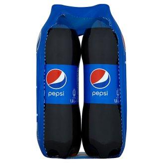 Pepsi 2x1,8L rózne rodzaje 1,11zł/L @Tesco