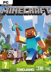 Minecraft Java Edition na PC