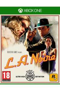 L.A Noire na Xbox One