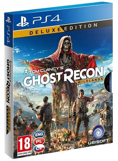 Tom Clancys Ghost Recon Wildlands Deluxe PS4