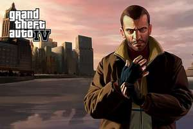 GTA IV Complete Edition na Rockstar Games Launcher (VPN)