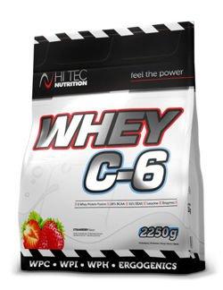 Białko Hi Tec Whey C-6 2250g