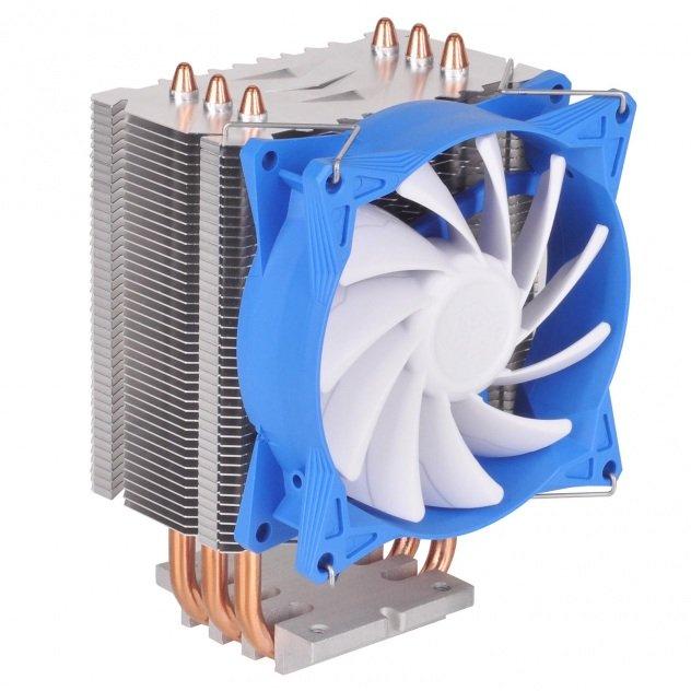 Chłodzenie procesora Silverstone Argon AR08 (SST-AR08) na proline