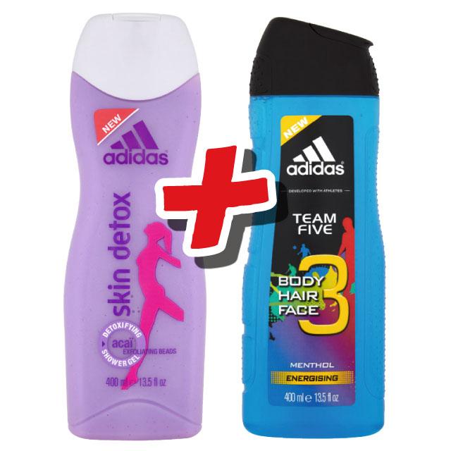 Żel pod prysznic Adidas 400ml za 6,50zł (przy zakupie 2 sztuk) @ Intermarche