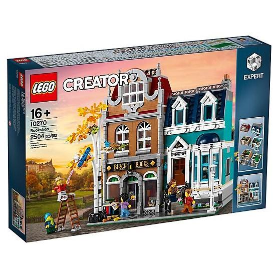 LEGO 10270 Creator Expert - Księgarnia