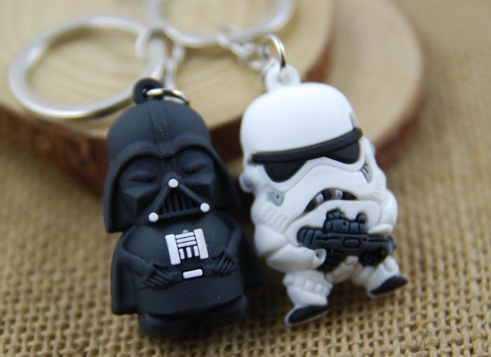 Breloczek Gwiezdne Wojny Darth Vader