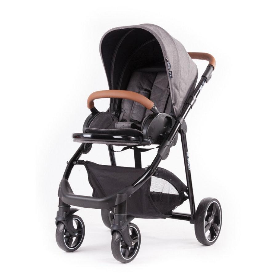 Wózek BABY MONSTERS Wózek sportowy Fresh 3.0 Texas @PinkOrBlue