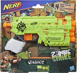 Nerf Wyrzutnia Zombie Strike Quadrot Blaster @hulahop