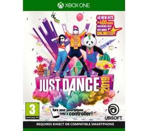 Gra Just Dance 2019 XBOX ONE, RTV EURO AGD