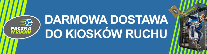 Darmowa dostawa bez minimalnej kwoty zakupów @ Pan Tomasz