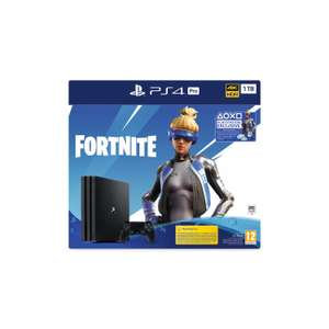 PS4 Pro 1 TB Fortnite + Death Stranding/Days Gone/NiOh 2 (jedna do wyboru) Media Markt