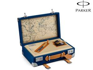 Pióro Parker Duofold The Craft of Traveling Limited Edition