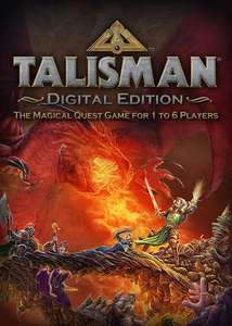 (Magia i Miecz) Talisman: Digital Edition Windows/Mac (steam)