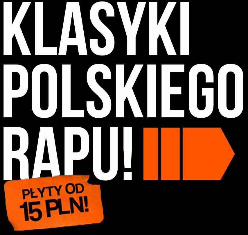 Dobre płyty z polskim rapem od Prosto