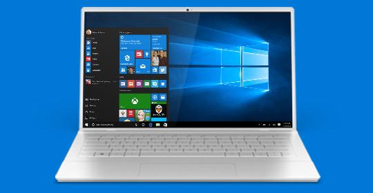 Windows 10 (Update) za darmo! @ Microsoft