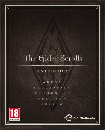 The Elder Scrolls Anthology powraca!