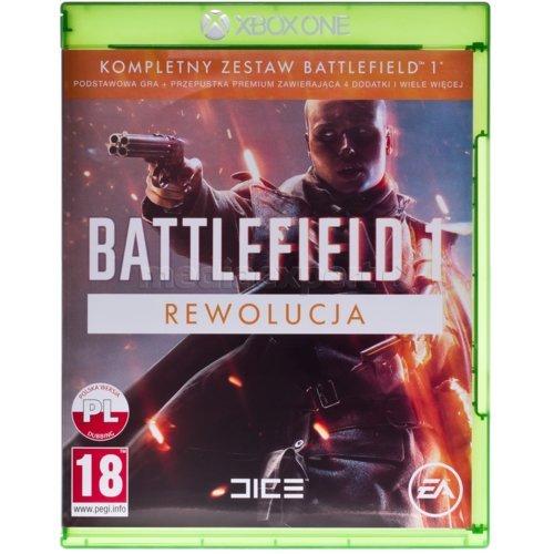 Battlefield 1 - Edycja Rewolucja Xbox One