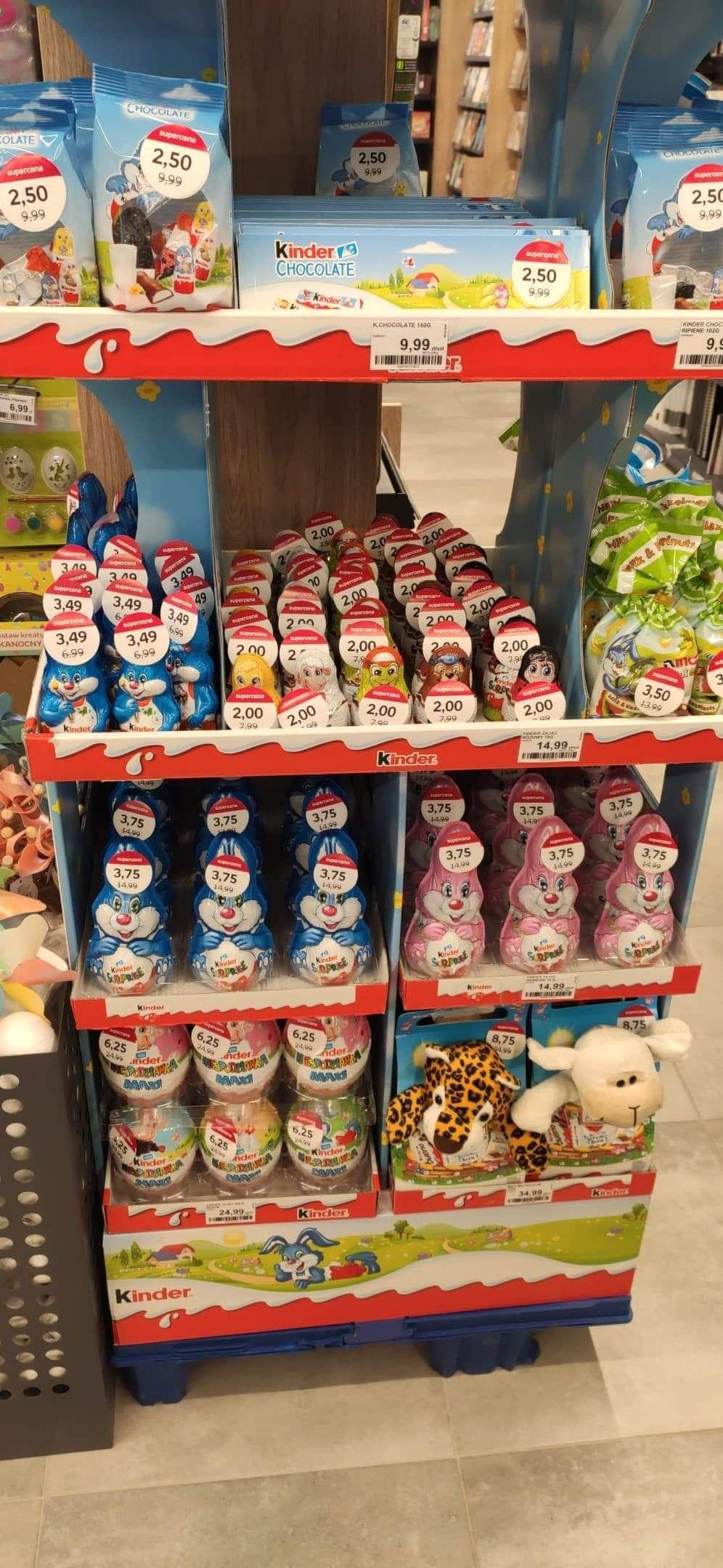 EMPIK słodycze wielkanocne -75%