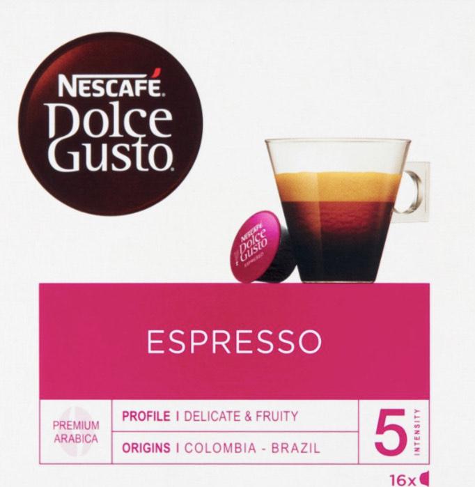 Kawa Nescafe Dolce Gusto - (lokalnie)