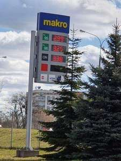 Pb 2.99 Makro Poznań