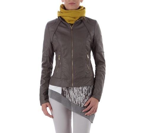 Skórzana kurtka damska Wittchen za 149zł (przecena z 399zł!!!) + darmowa dostawa@ Allegro