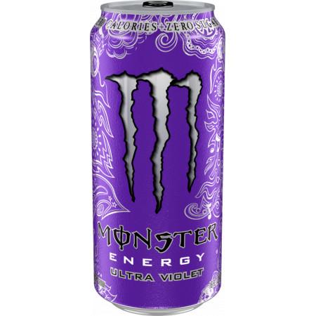 Monster Energy Ultra Violet (cena za 1szt przy zakupie 2szt ) żabka