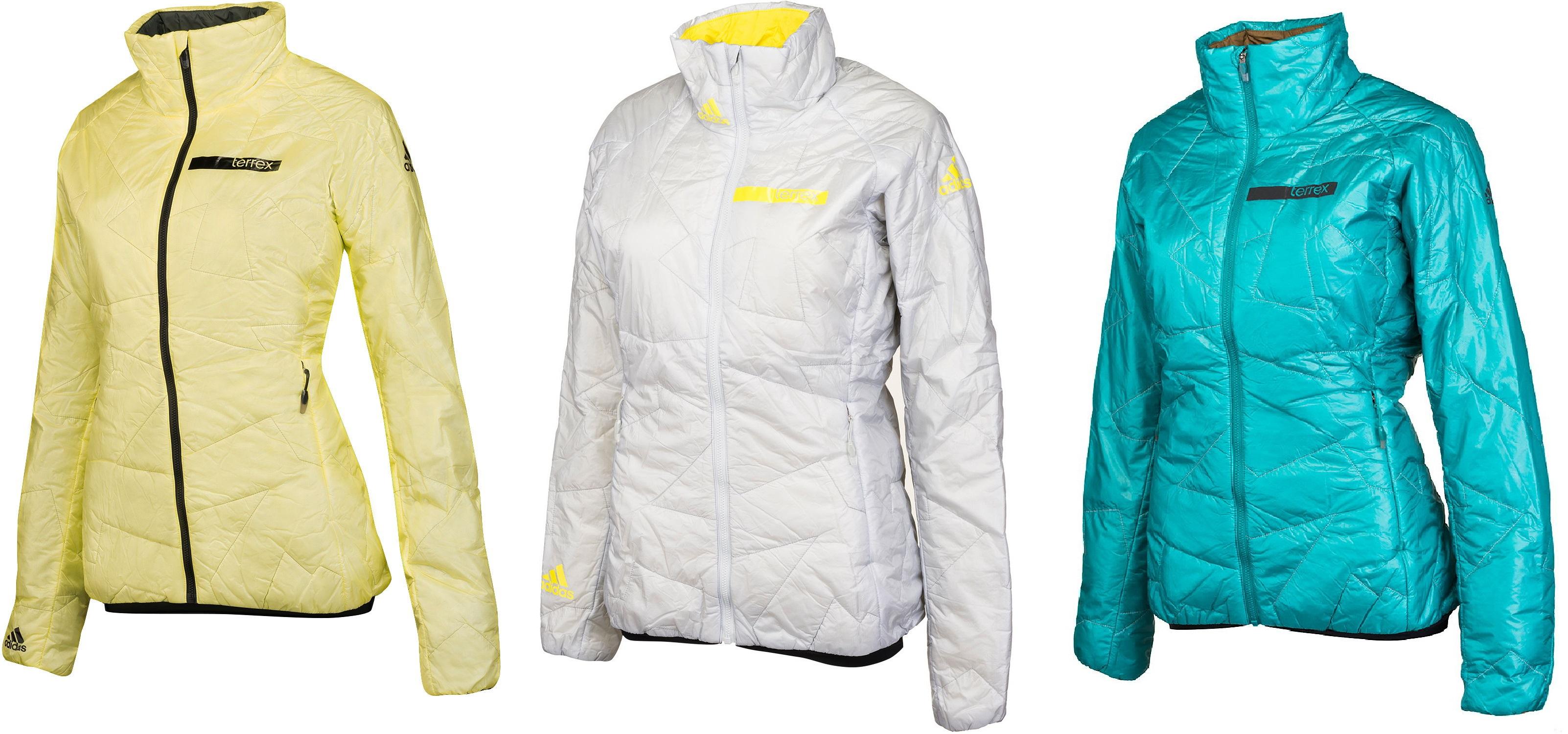 Adidas Terrex Agravic PrimaLoft kurtka damska, 3 kolory