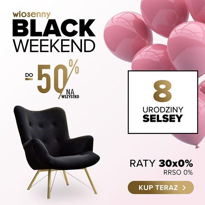 Rabat na wszystko do -50% (Selsey.pl)