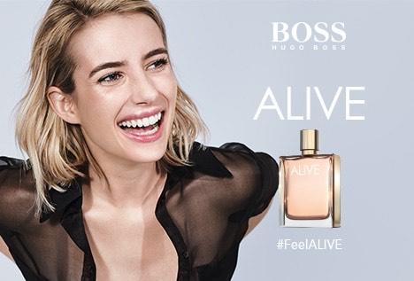 Damskie Perfumy Boss Alive -20%