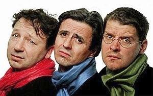 Klub Hipochondryków - komedia online Teatr Syrena - m.in. Zamachowski, Polk, Malajkat