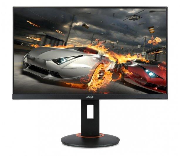 Monitor Acer XF250QCBMIIPRX czarny 240Hz X-Kom