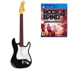 Rock Band 4 Zestaw Wireless Fender Stratocaster na PS4