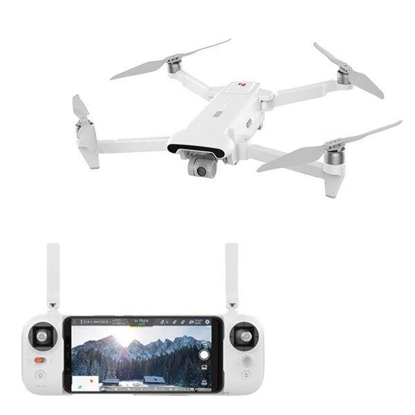 Dron FIMI X8 SE ver.2020 z Premium Care z wysyłką z Hiszpanii