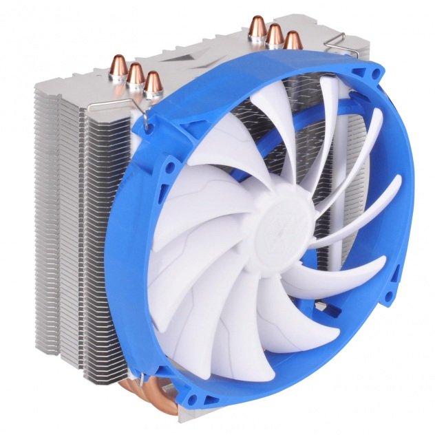 Chłodzenie procesora Silverstone Argon AR07