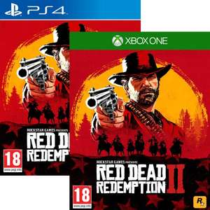 Red Dead Redemption 2 (PS4/XBOX)