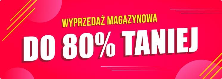 Wyprzedaż magazynowa w TaniaKsiążka.pl