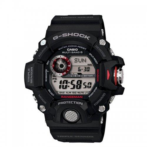 Zegarek Casio G-Shock GW-9400 Rangeman, solar, wave ceptor, baro, alti, kompas