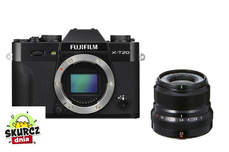 Fujifilm X-T20 + xf 23 f/2.0